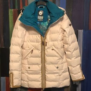 Roxy Brightedition Dry Flight Ski Snowboard Jacket